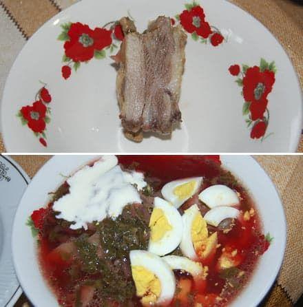рецепт суп из щавеля без яйца рецепт