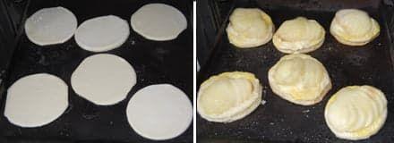 Процесс выпечки