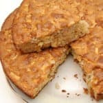 Рецепт яблочного пирога, очень просто и вкусно