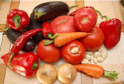 Овощи - красавцы
