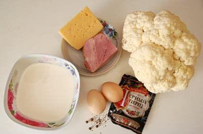 Рецепт приготовления запеканки
