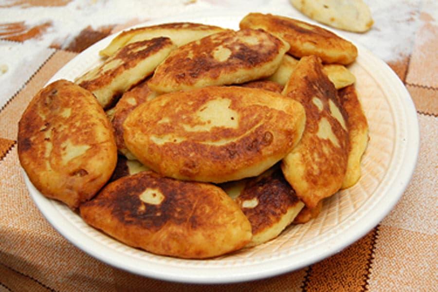 Как приготовить картофельные пирожки с капустой