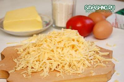 Пока сыр холодный - удобно натирать