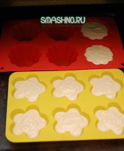 Как сделать кексы