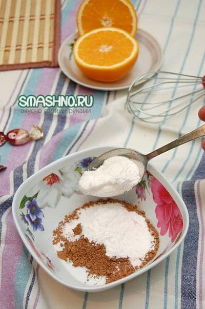 Кексы творожные рецепт