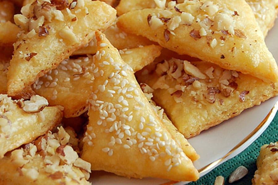 Вкусные печеньки