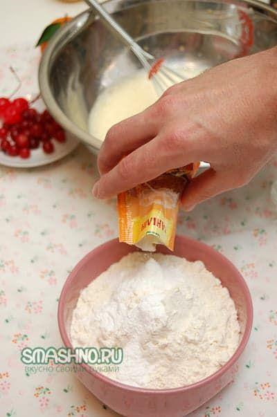 Открытый пирог с персиками фото