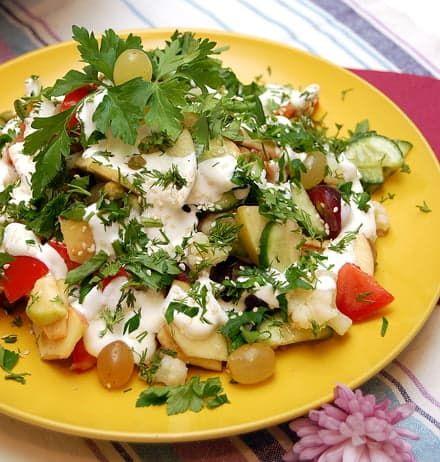 салат анастасия рецепт и фото