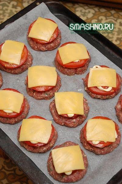 Котлеты в сухарях в духовке рецепт с фото