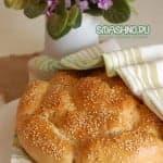 Рецепт хлеба с пармезаном и итальянскими травами