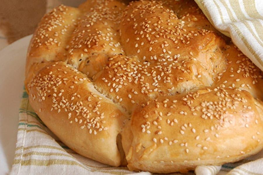 Сырный хлеб, фото
