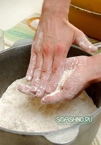 рецепты пирогов в духовке с начинкой видео