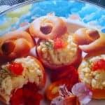 Омлет в хрустящей булочке (omelette croustillant pain)