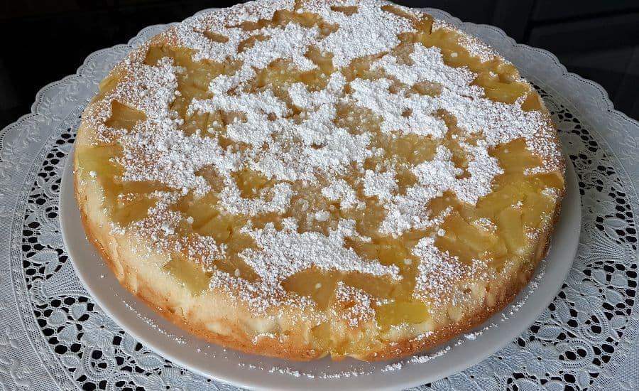 рецепт легкого пирога в приготовлении