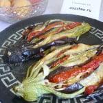 Овощная закуска «Китайский фонарик»