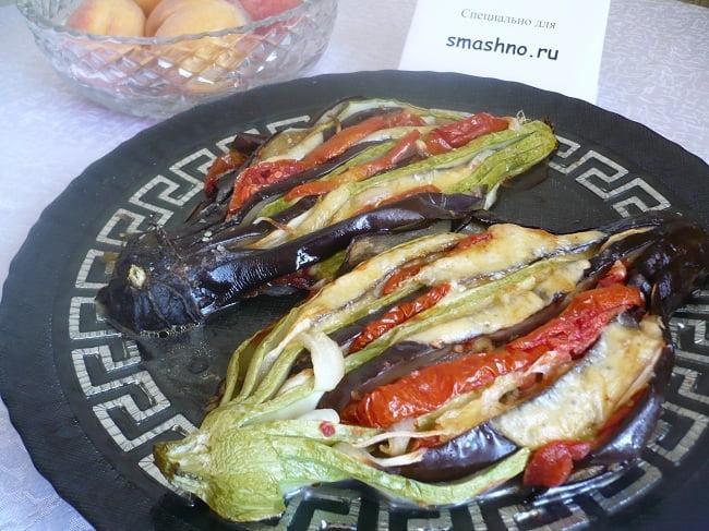 Овощная закуска Китайский фонарик