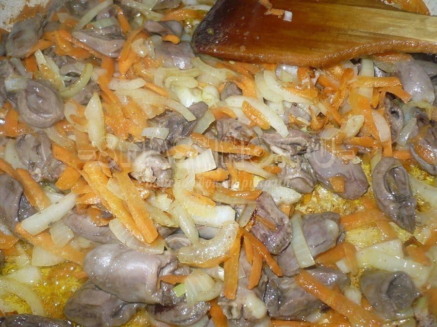 Рыжики тушеные в сметане рецепт пошагово