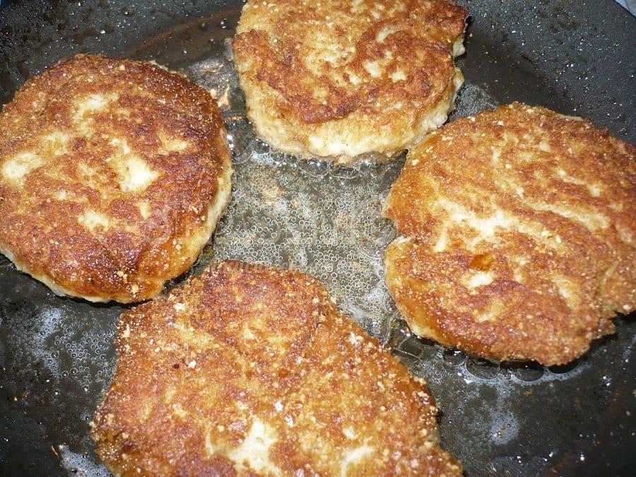 Котлеты замороженные в духовке рецепт пошагово