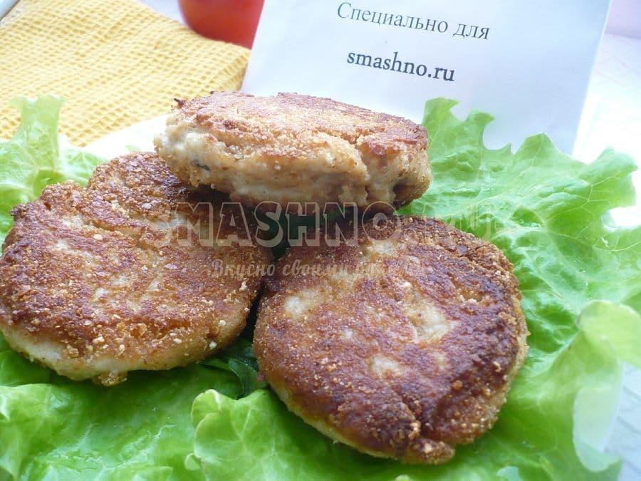 шницель из скумбрии рецепт с фото-хв1