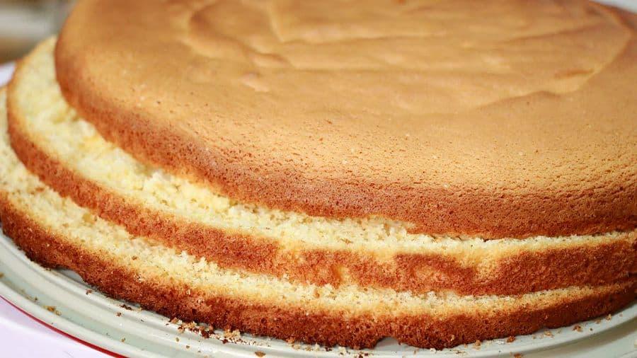 Как сделать вкусный бисквит для торта