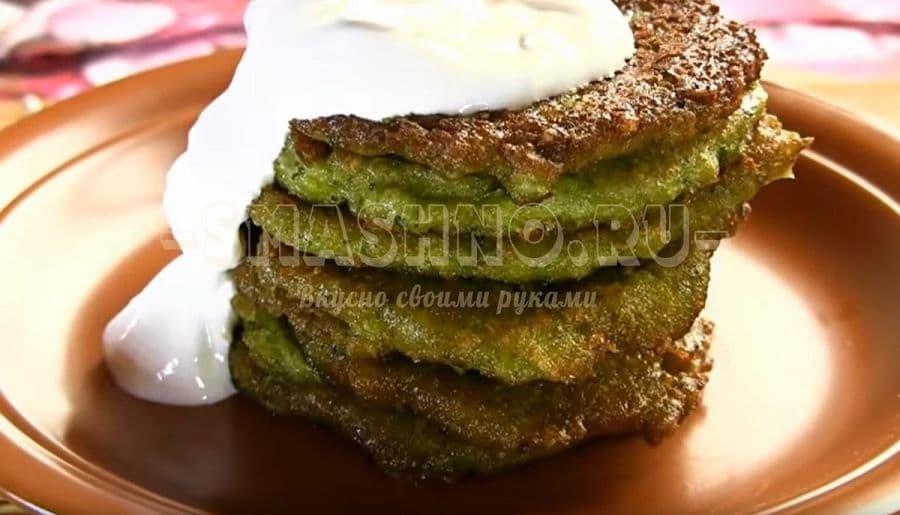 брокколи со сметаной рецепты приготовления