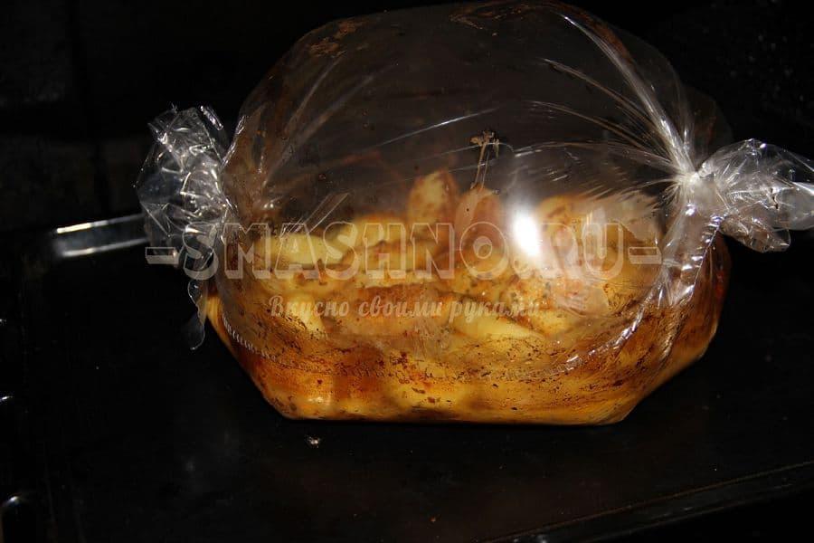 Пирог с яблоками бисквитный рецепт с фото сметана