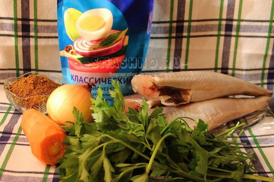 соус для приготовления рыбы в духовке рецепты
