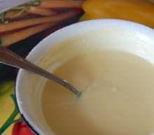 Готовый крем для десерта