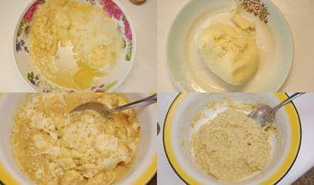 Приготовили тесто