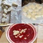 Рецепт ленивых вареников