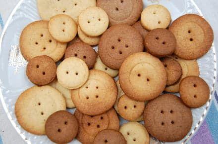Рецепт сладкого печенья