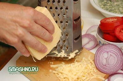 Холодный сыр хорошо натирается