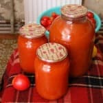 Как сделать томатный сок
