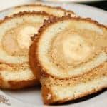 Рецепт бисквитного рулета