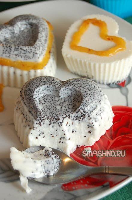 Желейный десерт фото