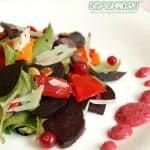Салат с тыквой, фото