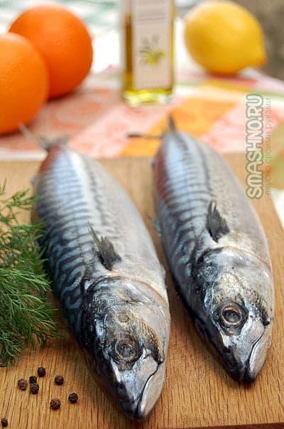 Рыбка после размораживания