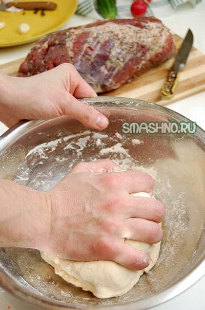 Тесто для буженины