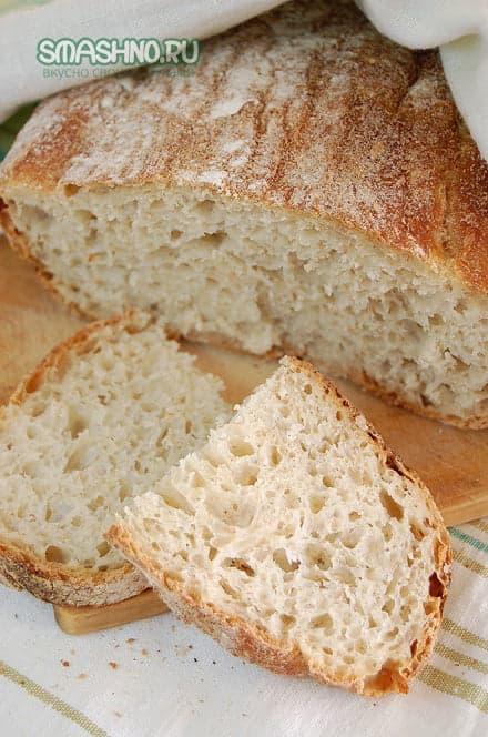 Домашний хлеб, фото