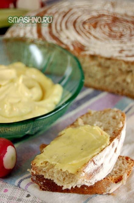 Майонез с хлебом - не полезно, но вкусно