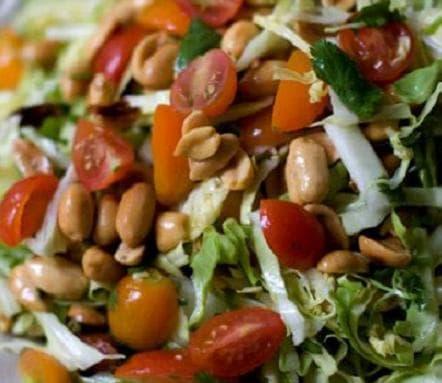 Салат по-фуцзяньски