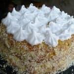 «Ангельский» торт