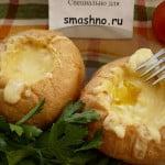 Готовые булочки с сюрпризом или яичница наоборот