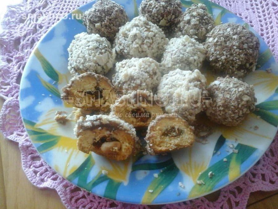 Печенье Киевские каштаны