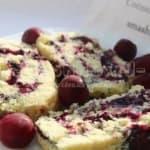 Печенье с ягодной начинкой