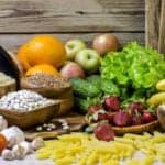 Овощи, фрукты, макароны, крупы