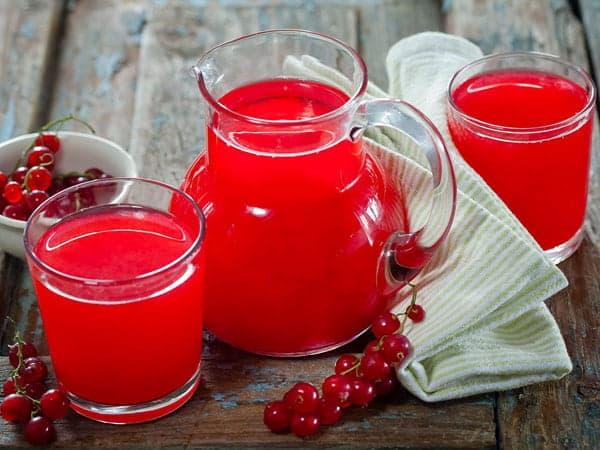 Сок смородины