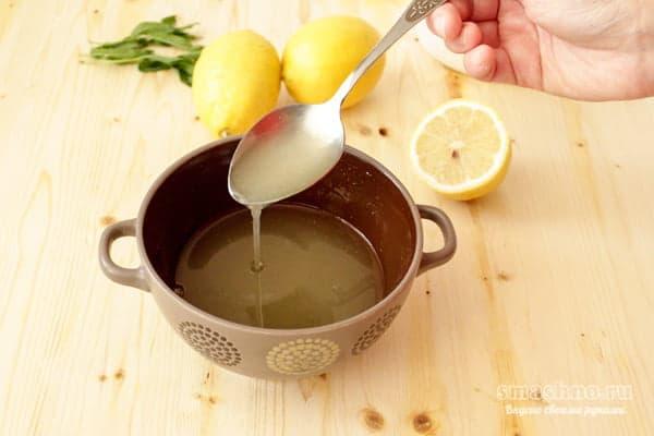 Концентрат для лимонада