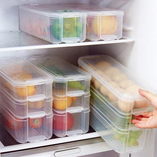 Узкие контейнеры для хранения с Алиэкспресс